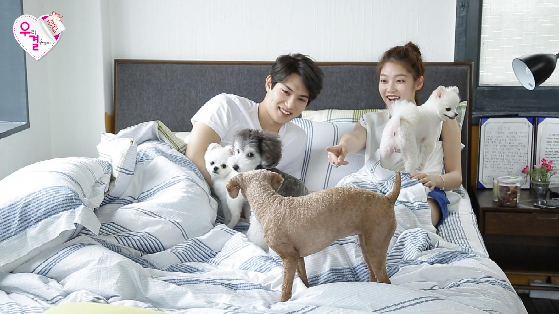 OFFICIAL THREAD 1] Lee Jonghyun ♡ Gong Seungyeon [House Of Brownies